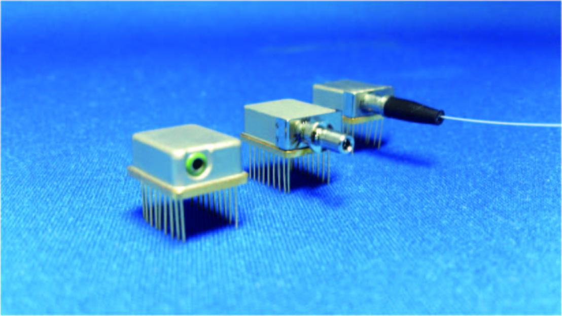 RGB laser module
