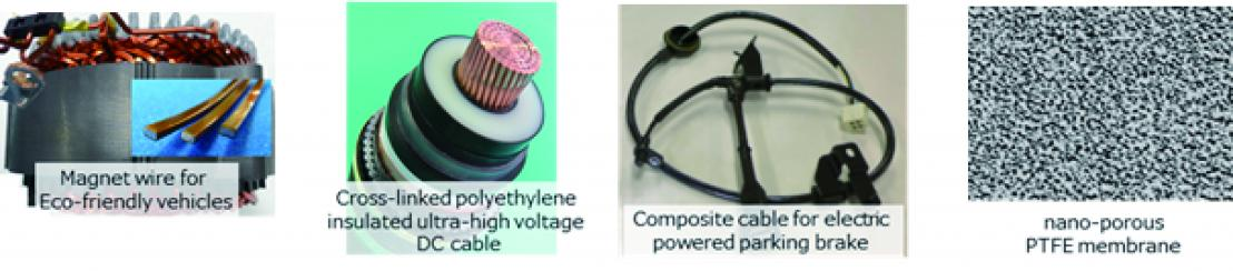 magnet wire cable PTFE