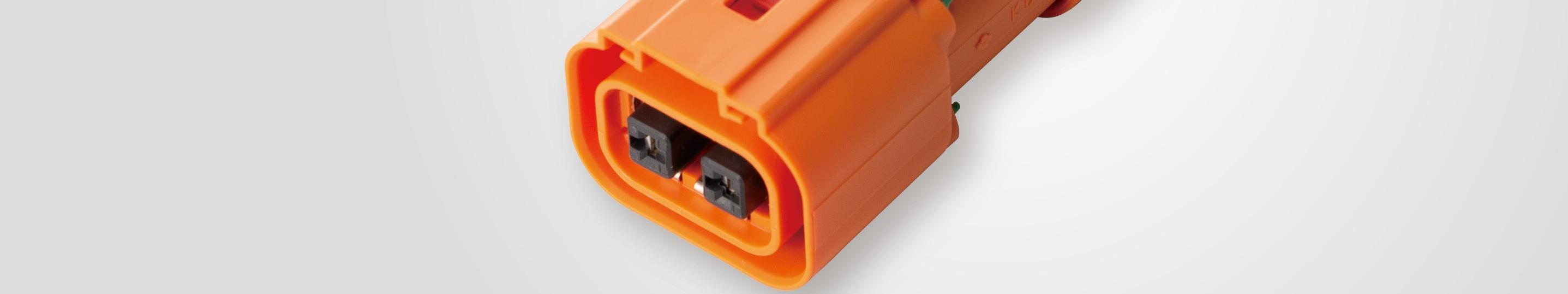 High-Voltage Connectors