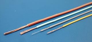 Small diameter copper alloy wire