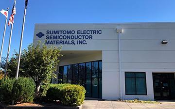 Sumitomo Electric Semiconductor Materials