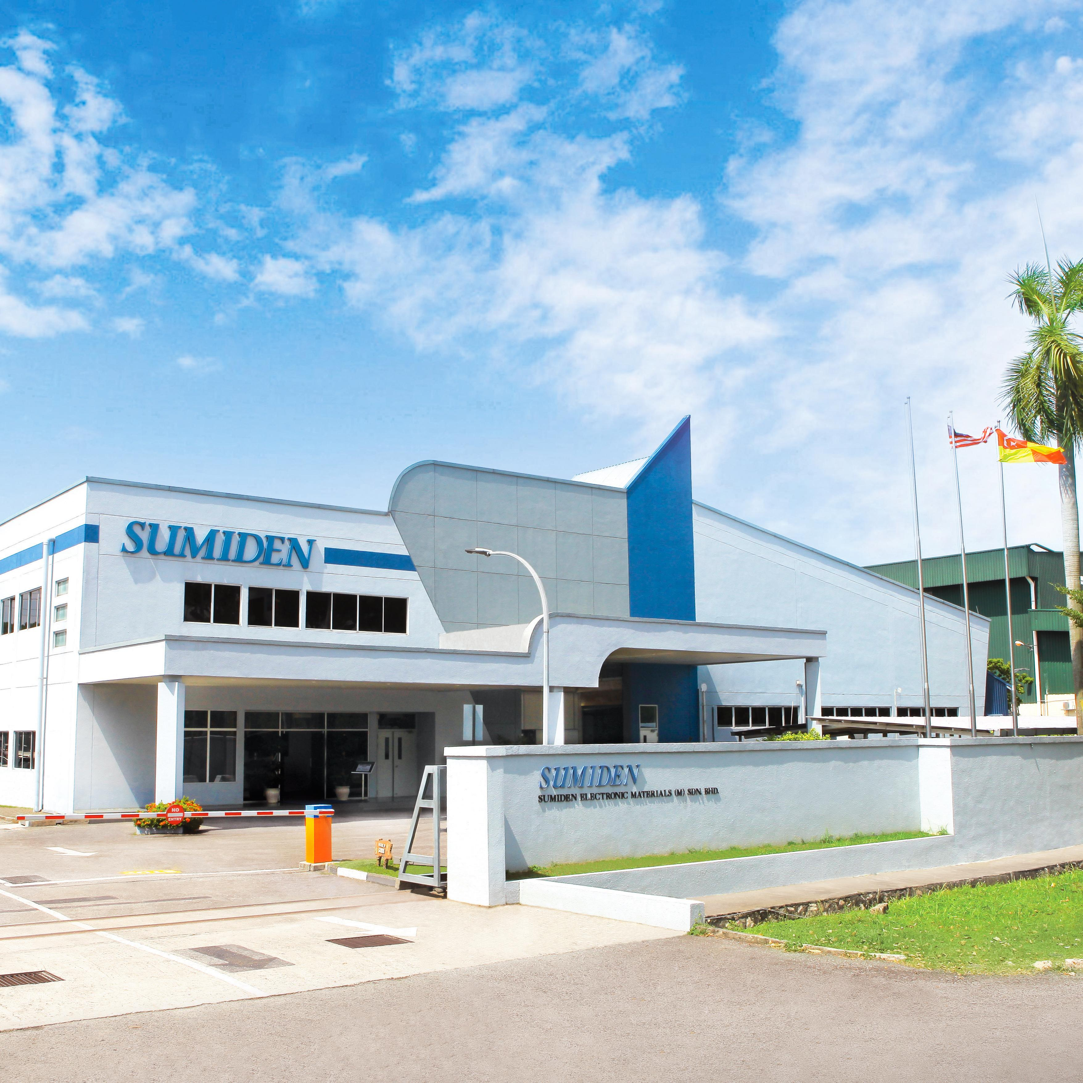 SUMIDEN ELECTRONIC MATERIALS (M) SDN BHD