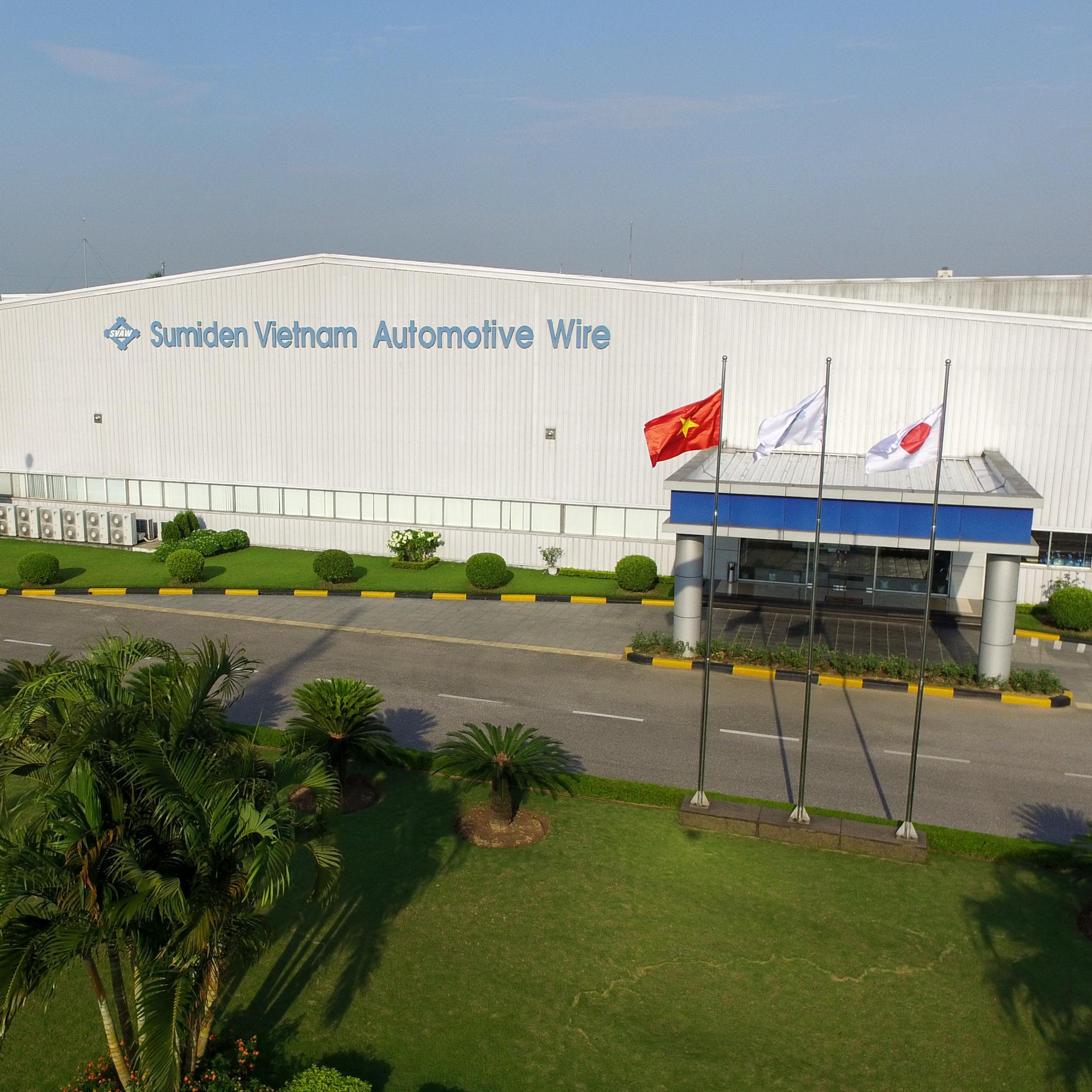 Sumiden Vietnam Automotive Wire Co.,Ltd
