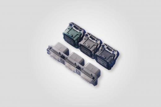Connectors for ECUs