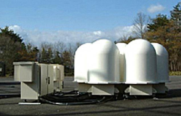 Wind Profiler Radar