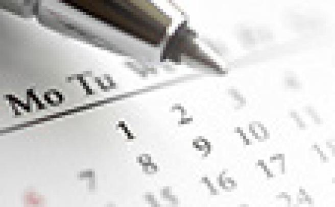 IR Calendar of Events
