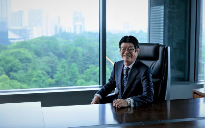 Sumitomo_Electric_President 's_Blog