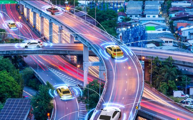 How connected vehicles are paving the way for a motorized society