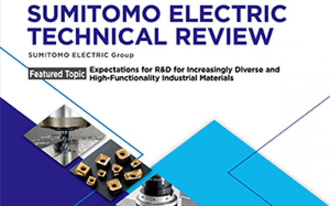 188金博宝 app下载Sumitomo电气技术评论