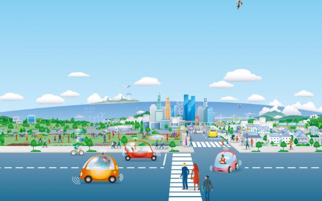 188金博宝 app下载Sumitomo Electric的2030年的愿景